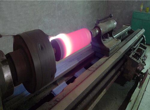 柱塞表面热喷涂陶瓷处理