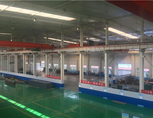济南天盟新材料科技有限公司工厂