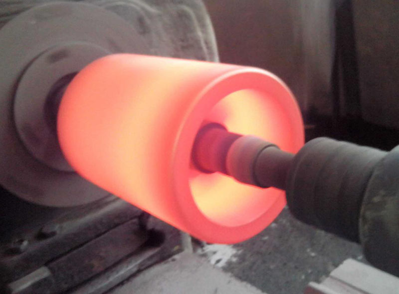 钢铁企业热喷涂导向辊