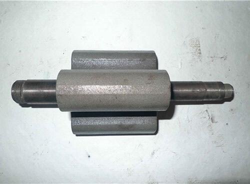 金属机械部件喷涂耐磨涂层