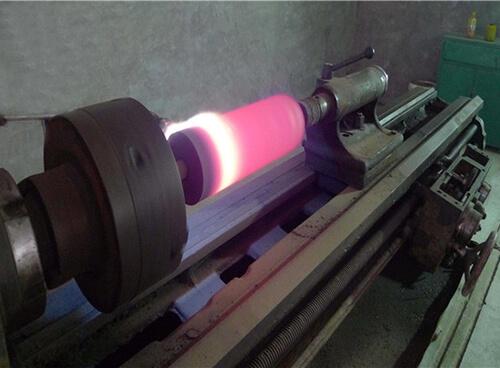 耐磨柱塞表面热喷涂陶瓷处理