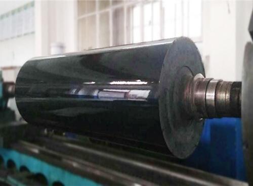 用于处理造纸施胶辊磨损的非晶态热喷涂涂层
