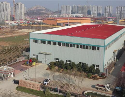 厂区俯视图