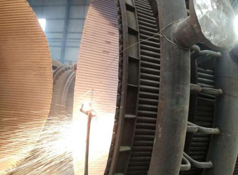 热喷涂在冶金工业中的应用