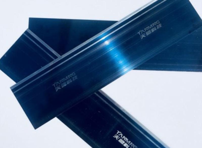 热喷涂技术制备碳化钨涂层涂布刮刀