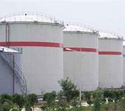 石油化工行业储藏罐体专业热喷涂铝防腐修复