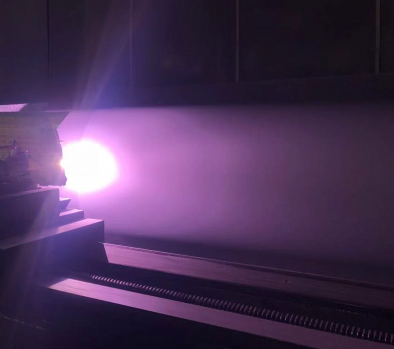 热喷涂技术如何修复磨损胶印辊