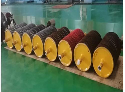 北京科技公司滚筒非晶合金涂层热喷涂修复