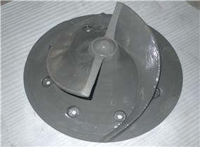 金属热喷涂碳化钨防护涂层