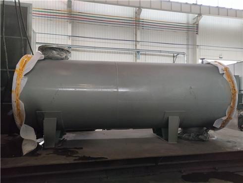 超音速电弧喷涂技术修复表面受损的换热器