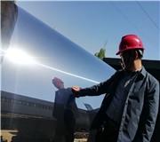 热烈欢迎郑州纸业公司到厂考察金属热喷涂技术服务