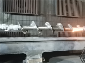 热喷涂加工工艺--棒材火焰喷涂