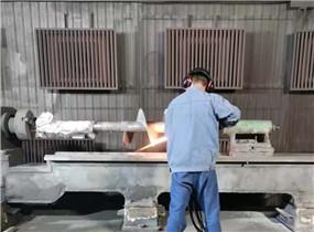 金属热喷涂抗高温涂层材料应用介绍