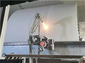 常用的热喷涂合金线材材料