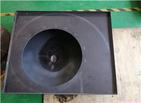 天盟公司陶瓷热喷涂加工技术